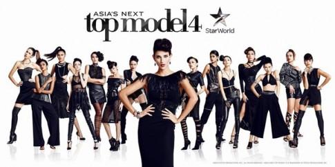 "Dai dien Viet Nam bi che ""toi ta"" tai Asia's Next Top Model 2016"