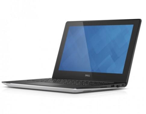 Dell gioi thieu laptop gia re co man hinh cam ung
