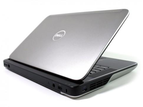 Dell lo cau hinh XPS 15 phien ban 2012