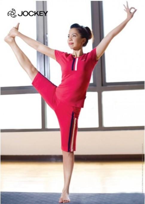 Deo dai hon voi Yoga