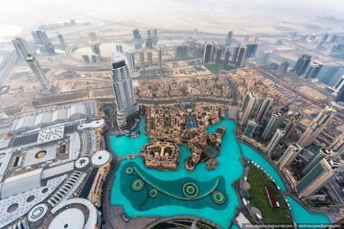 Dubai – 'Thien duong tran gian' hay thu den mot lan trong doi