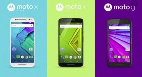 Duoi thoi Lenovo, Motorola ngay cang giong… Google