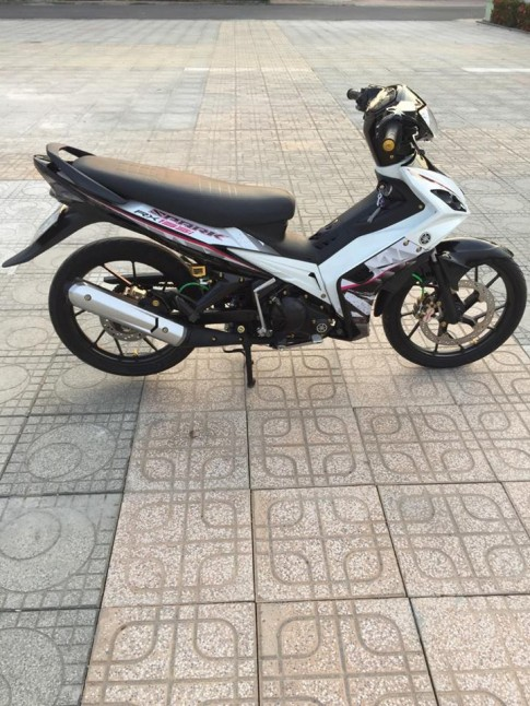 Exciter 2010 Don Phong Cach Spark 135i Don Gian Nhung Day Ca Tinh