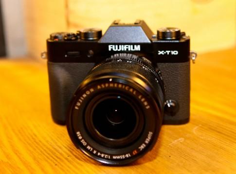 Fujifilm X-T10 ve Viet Nam gia tu 16,9 trieu dong