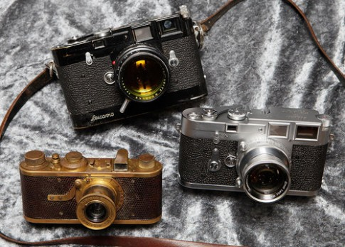 Gan 100 ty dong cho 3 mau may anh co cua Leica