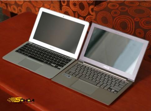 Gan 50 ultrabook se ra mat tai CES 2012