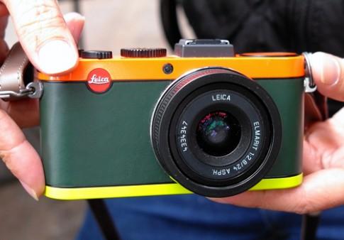 'Hang hiem' Leica X2Paul Smith xuat hien tai VN