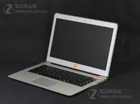 Hang nhai MacBook Air cua Xiaomi lo dien
