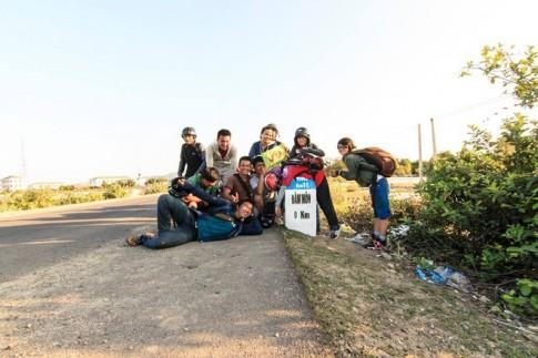 Hành trình khám phá cực Đông - Mũi Đôi