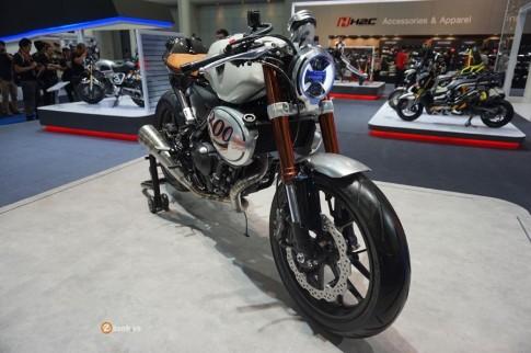 Honda CBR300R siêu chất trong phiên bản Concept Cafe Racer