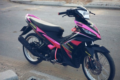 HonDa Vs Yamaha ( Phien ban hong )