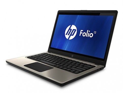 HP ra ultrabook mang ten Folio 13