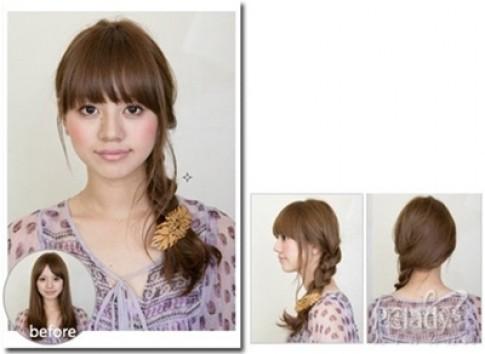 Hướng dẫn tạo 3 kiểu tóc đẹp 2016 cho cô nàng thêm năng động cá tính