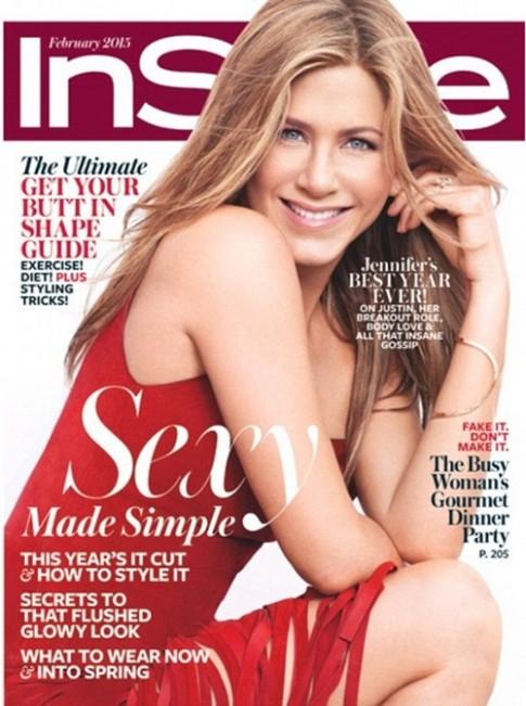 Jennifer Aniston tiet lo bi quyet giu dang khong can an kieng