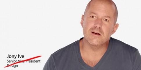 Jony Ive trở thành Giám đốc thiết kế của Apple