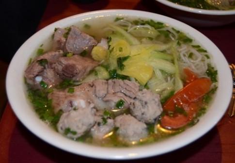 """Kham pha khu pho an uong """"dinh dam"""" Xa Dan"""