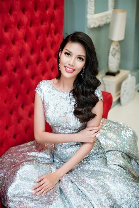 Lan Khuê giúp Việt Nam thăng 11 bậc trên BXH Miss World