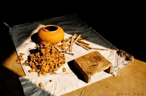 Làng gốm làm nồi đất duy nhất ở xứ Nghệ
