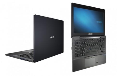 Laptop ben bi, can nang chi 1,27 kg cua Asus