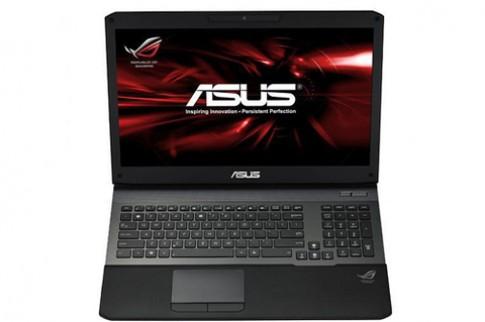 Laptop choi game Asus G75 gia hon 30 trieu dong