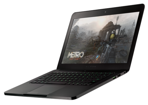 Laptop choi game Razer Blade duoc nang cap, them ban 14 inch