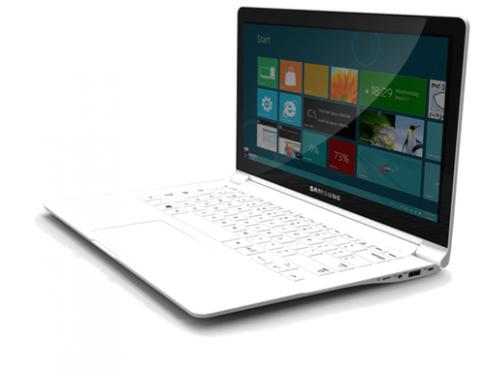 Laptop sieu di dong cua Samsung canh tranh MacBook Air 2013