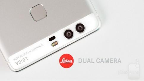 Leica co san xuat may anh cho Huawei P9 khong?