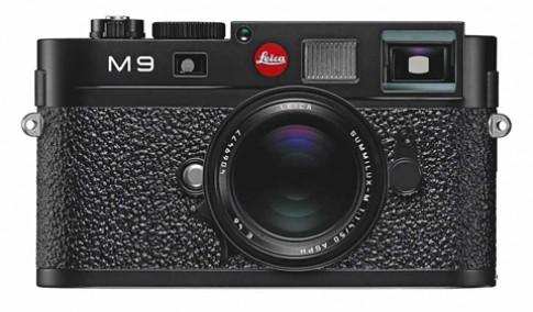 Leica M9 nang cap firmware 1.196
