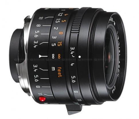 Leica ra ong kinh goc rong cho may M series