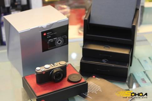 Leica X1 gia hon 40 trieu dong o Ha Noi
