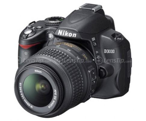 Lo anh Nikon D3000 va D300s