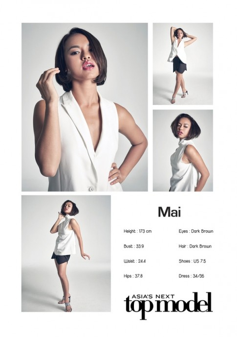 "Lo anh Quynh Mai duoc ""cuu"" tro lai Asia's Next Top Model?"