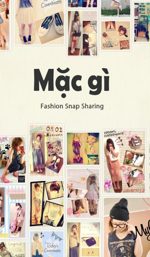 """Mac gi"" – Mang xa hoi thoi trang cuc ""chat"" cho gioi tre Viet"