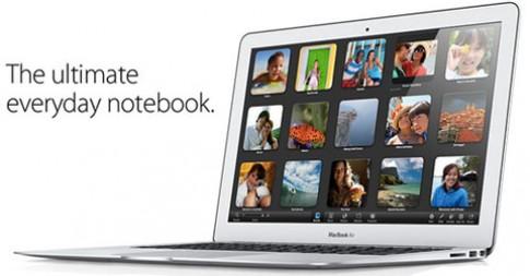 MacBook Air 15 inch co the ra mat thang sau