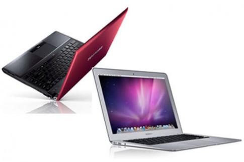 MacBook Air do suc cung Portege R830
