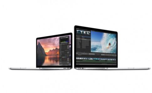 MacBook Pro Retina 2013 mong nhe va manh hon