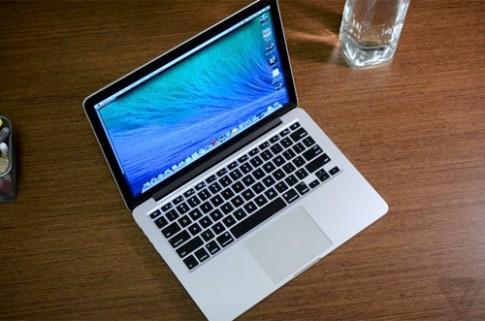 MacBook Pro Retina nang cap cau hinh, gia khong doi