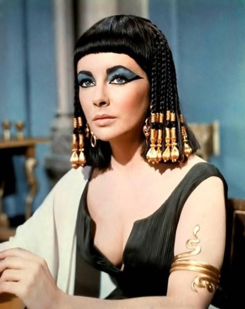 Nhung bi an ve nu hoang Ai Cap Cleopatra