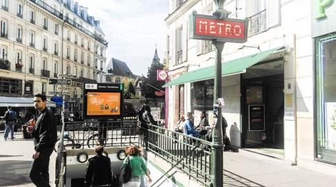 Nhung con duong duoi long Paris