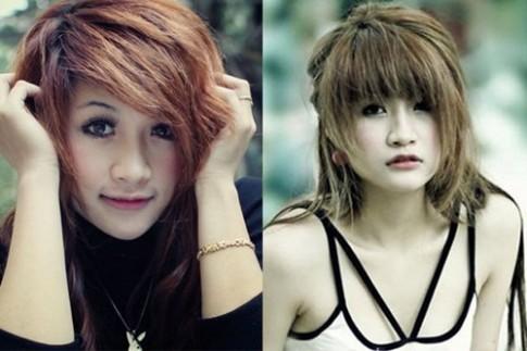 "Nhung hot girl Viet thay doi kho nhan ra sau nhieu ""nghi an dao keo"""