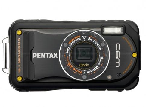 'Nồi đồng cối đá' với Pentax Optio W90