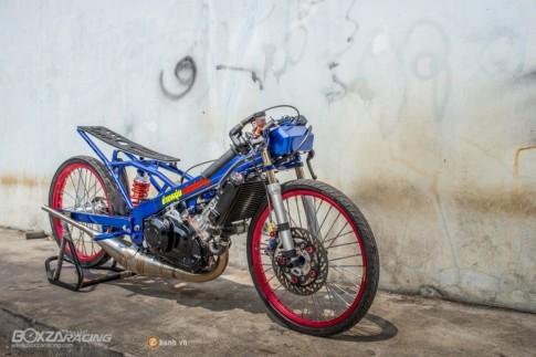 Nova Dash do khung trong phien ban dragbike day phong cach