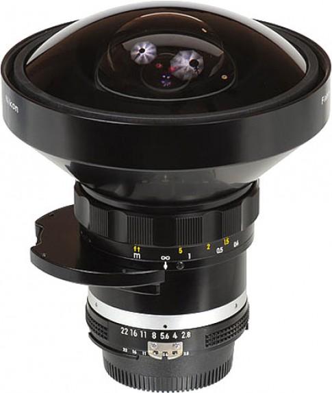Ong kinh FX cho nguoi choi Nikon