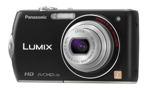 Panasonic ra may goc rong Lumix FX75