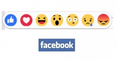 """""""Quay tung noc"""" voi 5 bieu tuong moi cua nut """"Like"""" tren Facebook"""