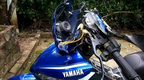 Quy định về màu dây trên xe Yamaha hiện nay