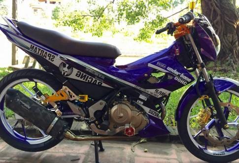 Raider do kieng phien ban tim thuy chung cua biker ha thanh