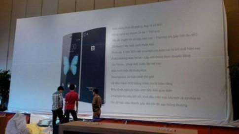 Rò rỉ thông tin chi tiết BPhone qua tấm... poster sự kiện