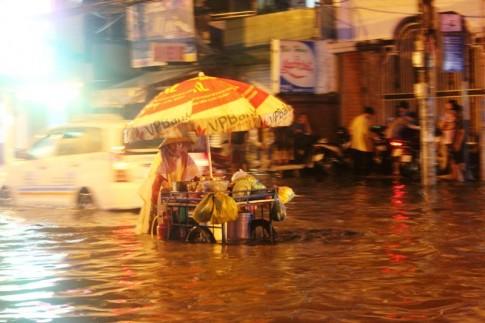 Sài Gòn thành sông, bao giờ cho hết cảnh này??
