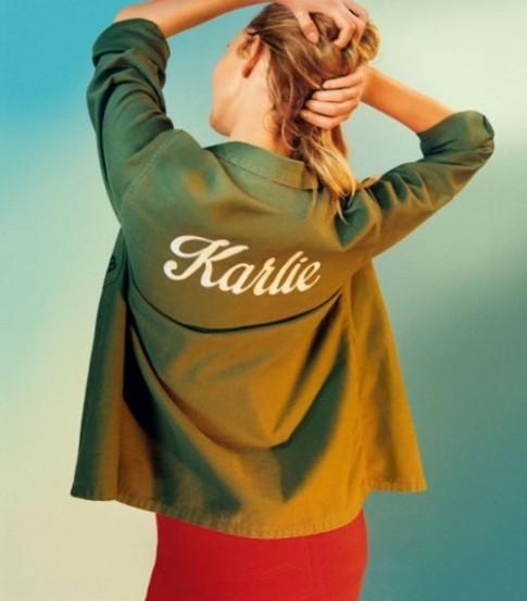 Sieu mau Karlie Kloss gioi thieu xu huong thoi trang xuan he 2016